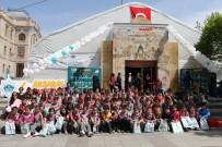 MUSTAFA FıRAT - Aksaray'daki 1. Kitap Günlerine Öğrencilerden Yoğun İlgi