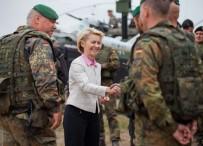 SALDIRI HAZIRLIĞI - Alman Ordusunda Skandal Üstüne Skandal