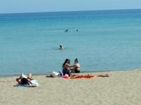 ALTıNKUM - Altınkum Plajı Yaz Sezonu Açtı