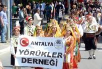 MUSTAFA YILDIZDOĞAN - Antalya'da Yörük Şöleni