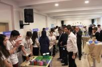 Artvin'de Lise Öğrencilerinin Bilim Fuarı Açıldı