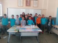 Balyalı Öğrenciler Ebru Sanatı İle Tanıştı