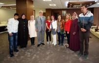 BEYAZ AY DERNEĞI - Başkan Karaosmanoğlu, 'Bizler Sevgi Medeniyetinin Mensuplarıyız'