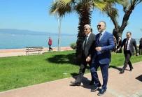 İSMAIL YıLDıRıM - Başkan Karaosmanoğlu, 'Karamürsel Bir Başka Güzel'