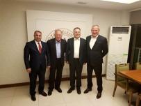 MEHMET KELEŞ - Başkan Keleş Lokman Ayva İle Bir Araya Geldi