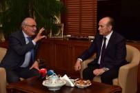 KADIR TOPBAŞ - Başkan Topbaş Açıklaması 'Samsun Çok İyi Bir İvme Yakalamış'