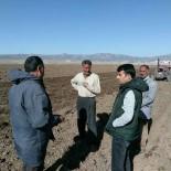 KAYYUM - Başkan Vekili Bayır'dan Çiftçilere Ziyaret