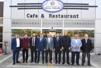 TUZLA BELEDİYESİ - Başkan Yazıcı, Anadolu Yakası Belediye Başkanlarını Tuzla'da Ağırladı