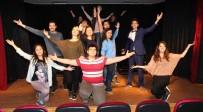 TURGUT ÖZAKMAN - Bayraklı Belediye Tiyatrosu Görücüye Çıkıyor