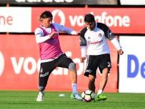 DERBİ MAÇI - Beşiktaş Derbi Hazırlıklarını Sürdürüyor