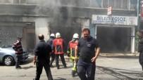 OKSİJEN TÜPÜ - Beyoğlu'nda Faciadan Dönüldü