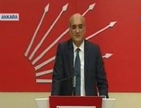 CHP KURULTAY - CHP'li Bingöl: Olağan kongre sürecimiz başlatılmıştır