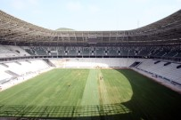 TAŞ OCAĞI - Bir Stad Daha Tamam Açıklaması İlk Maç Bu Ay Oynanacak
