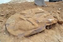 TEMEL KAZISI - Bir Yıldır Kayıp Olan 2 Bin 700 Yıllık 'Stel' Bulundu