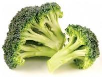 ÜLSER - Brokolinin bilinmeyen faydaları