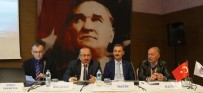 MEHMET ŞENTÜRK - DKBB Meclis Toplantısı Gerçekleştirildi