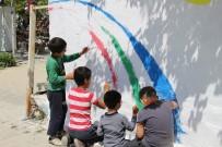 AĞAÇLı - Edebiyat Şölenine Hazırlanan Ağaçlı'ya Çocuk Eli Değdi