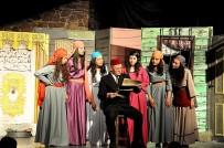 MESUT ÖZAKCAN - Efeler Belediye Tiyatrosu Ege Turnesine Çıktı