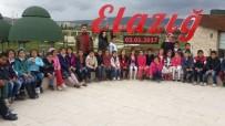 UZUNTARLA - Elazığ'da, Köy Çocukları Sinema İle Tanıştı