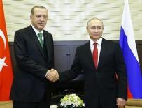 İBRAHİM KALIN - Cumhurbaşkanı Erdoğan, Putin ile görüştü
