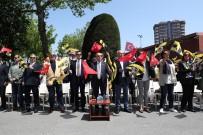 ÖNDER FIRAT - Fenerbahçe'de 110. Yıl Coşkusu