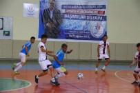 Futsal Gençler Yarı Final Müsabakaları Başladı