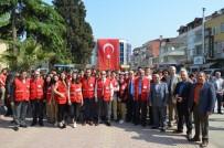 ALİ HAMZA PEHLİVAN - Gençler Kan Bağışı İçin Seferber Oldu