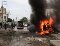 SİVİL POLİS - Sınırda patlama: 5 ölü 10 yaralı