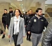 HDP'li Besime Konca tahliye edildi