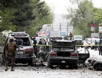 KABIL - Kabil'de NATO askeri konvoyuna bombalı saldırı