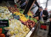 BOSTANLı - Kent Koop Gıda Market'in Yeni Adresi Girne