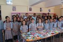 Kızıklılı Öğrencilerin Kitap Sevinci
