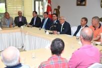 HÜSEYIN ÇALıŞKAN - Kızkalesi'nin Turizm Potansiyeli Masaya Yatırıldı
