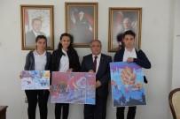 OSMAN HAMDİ BEY - Kütahyalı Lise Öğrencilerinin Resim Başarısı