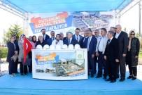 PAİNTBALL - Meram'da Dutlu Koruluğu Sosyal Tesisinin Temeli Atıldı