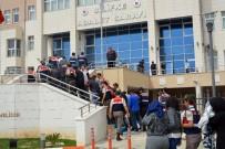 İNSAN TİCARETİ - Mersin'de Fuhuş Çetesine Operasyon