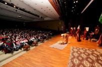 MAHMUT ARSLAN - Mersin Liseler Arası Tiyatro Günleri Başladı
