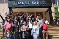ÇAY BAHÇESİ - MHP Bilecik Merkez İlçe Başkanı İbrahim Koşuk Mazbatasını Aldı