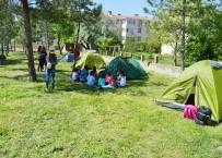 KOZALAK - Minik Öğrencilerden Doğa Kampı