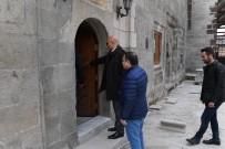 ALİ KORKUT - Murat Paşa Kent Meydanı Tamamlanıyor
