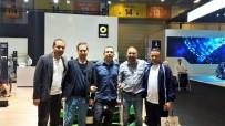 ZEKİ MÜREN - Nazilli Ticaret Odası İstanbul Autoshow'da