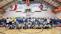 LOS ANGELES LAKERS - NCAA Türkiye Seçmeleri, 100 Sporcunun Katılımı İle Gerçekleşti