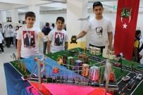 BOLAT - Öğrencilerden 15 Temmuz Maketi