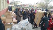 GÖNÜL KÖPRÜSÜ - Öğrencilerin Hayalindeki Hediyeler, İstanbul'dan Geldi