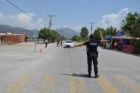 AHMET ATEŞ - Ortaca'da Emniyetten Trafik Ve Asayiş Uygulaması