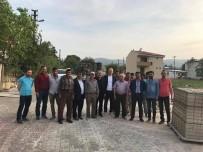 KONUT FİYATLARI - Osmaneli'nde Sokaklar Kilitli Parke Taşı İle Güzelleşiyor