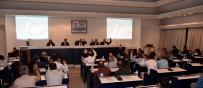 DOĞALGAZ HATTI - Salihli Belediye Meclisi 10 Gündemi Karara Bağladı
