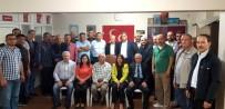 ALI İNCI - Salihli MHP'de Görev Dağılımı Yapıldı