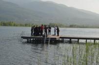 KALP MASAJI - Serinlemek İçin Girdiği Sapanca Gölü'nde Boğuldu