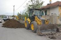Sungurlu'da Parke Yol Ve Çevre Düzenleme Çalışmaları